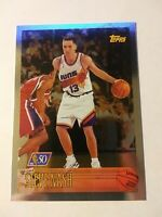 1996-97 Topps NBA at 50 #182 Steve Nash Rookie Card RC SUNS H.O.F