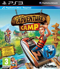 Cabela's Adventure Camp PS3 Playstation 3 IT IMPORT ACTIVISION BLIZZARD