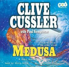 NUMA Files: Medusa No. 8 by Clive Cussler and Paul Kemprecos (2009, CD, Unabridg