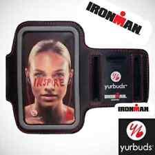 Smartphone Armband YURBUDS  running sport training IRONMAN tunes music jogging