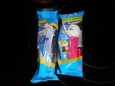 Collectible Pez Candy Dispensers Two White And Pink Easter Lambs New