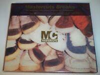"""MASTERCUTS BREAKS Full-Length 12"""" - VARIOUS Funk / Soul, 12 Track CD, NEW SEALED"""