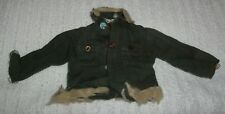 "ACTION MAN - 12"" FIGURE - (RARE)  ARMY JACKET  - USED CONDITION by PALITOY"