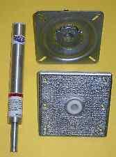 Swivl-Eze 9774 Pedestal Set  W/ 7X7 Aluminum Base 3967