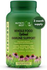 Organic Whole Food Optimal Immune Support | Organic Ingredients |