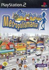 Metropolismania PS2