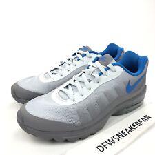 d8c0dbda308b22 Nike Air Max Invigor Print Men s 14 Gunsmoke Blue 749688-006 Running Shoes  New