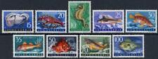 Yugoslavia: 1956 Marine Life (452-460) MNH