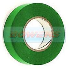 Cinta aislante verde 19MM de ancho x 20M de largo x 0.15MM de espesor