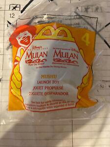 (3) Mulan Toys