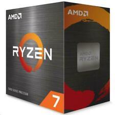 AMD Ryzen 7 5800X Desktop Processor (4.7GHz, 8 Cores, Socket AM4) Box - 100-100000063WOF