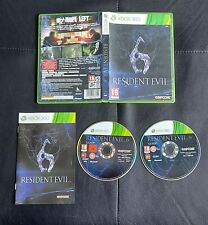 RESIDENT EVIL 6 (XBOX 360) - COMPLET VERSION FRANCAISE