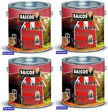 22€/L Saicos Holzschutzlasur Kiefer 0011 10 L 10L Holz Öl Holzschutz Lasur
