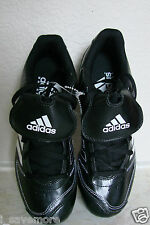 ADIDAS Tater 3 Low Baseball Cleats Athletic Boys Shoes Sz 4 NEW