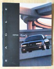 Eagle vision talon sommet 1994 USA MKT brochure-AMC american motors