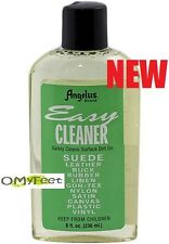 Angelus Easy Cleaner Shampoo Suede Nu-buck Cleaning 8oz