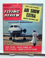 Oct 1962 ROYAL AIR FORCE FLYING REVIEW Magazine