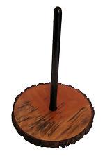 Didgeridoo Display Stand Mahogany Wood with Dark Stains *Free Shipping Worldwide