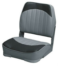 Fishing Boat Seats Promotional Low Back Seat Color -Gray / Charcoal Wd734Pls664