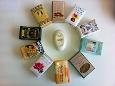 M&L BAR SOAP MULTIPLE TYPES YOUR CHOICE SET OF 60 WITH FREE SHIPPING IN THE U.S.