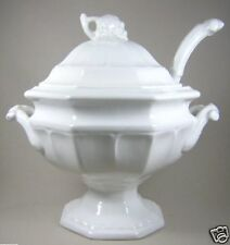 Red Cliff Grape Tureen with Lid & Ladle