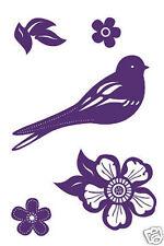 Wallies Wallpaper Cutouts Songbird