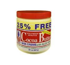 Hollywood beauté Beurre De Cacao à l'Aloe Vera Crème Pour La Peau 567g