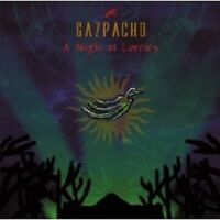 "GAZPACHO ""LIVE AT LORELEY"" 2 CD ROCK NEU"