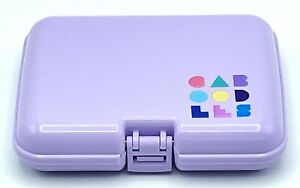 Mini travel Size Caboodle Lil' Bit Lilac Brand New Free Shipping