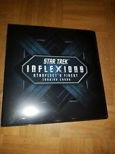 Star Trek Inflexions Trading Cards - Binder/Ordner inkl. Promo Card PT1