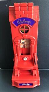 Vintage Retro Cadbury's Dairy Milk Miniature Chocolate Dispenser Machine.