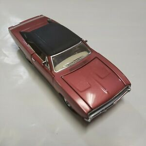 Franklin Mint Precision Models, 1968 Dodge Charger R/T, 1:43 Die Cast Copper