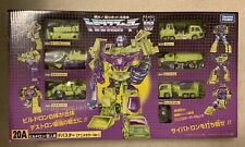 Devastator 20A Giftset Takara Tomy Encore Reissue G1 Transformers Action Figure