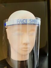 4 Full Face Shield Mask Clear Protection Safety Work Guar