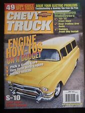 Chevy Truck Magazine May 2000 Engine How To's (V)