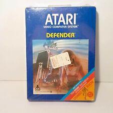 ATARI DEFENDER New Old Stock 1982  NIB Never Been Opened Still in Plastic