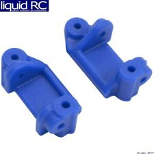 RPM R/C Products 80715 Blue Front Caster Blocks/Nitro Slash