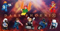 Marvel Super Heroes X-Men: Dark Phoenix 8pc Set