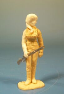 Lineol - Wild West Cowgirl - 75mm Figur Bausatz - Resin Kit 1:24