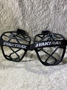 YakTrax Pro Winter Snow Traction Grip Slip-on Men's Unused Size Small