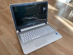 "HP Pavilion 15-ab269sa 15.6"" Laptop Intel Core i3 2.50GHz 8GB RAM 1TB HDD Win 10"