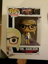 FUNKO POP! DC Suicide Squad Harley Quinn #135 Dr. HARLEEN - Walmart EXCLUSIVE