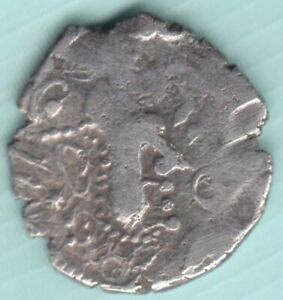 Anceint sassanian Full Face Big Flan Full silver coin
