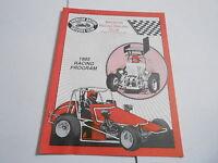 #MISC-2686 CAR RACING PROGRAM - 1985 AMERICAN RACING DRIVERS CLUB