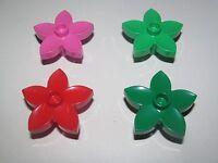 Lego Duplo ® Fleur Décoration Flower Choose Color ref 6510