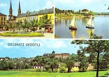 AK, Oelsnitz Vogtl., drei Abb., 1973