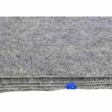 Poolunterlage Schutzvlies Unterlegvlies Unterlage grau  für OVAL  5.50 x 3.70 m