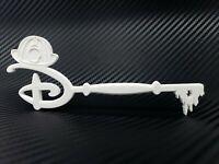 Disney Firefighter Key Helmet Hydrant Heroes 3D Print Custom DIY - White