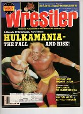The Wrestler Magazine June 1990 Hulkamania Ivan Vs Nikita