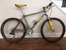 1996 Litespeed Obed titanium mountain bike, size Medium, excellent condition